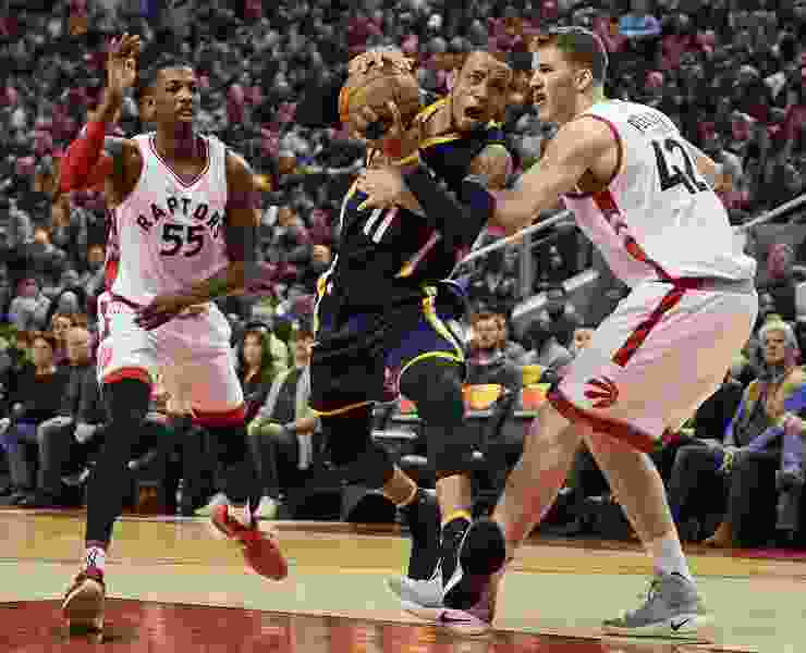 Former Ute Delon Wright's big opportunity in Toronto may be at hand