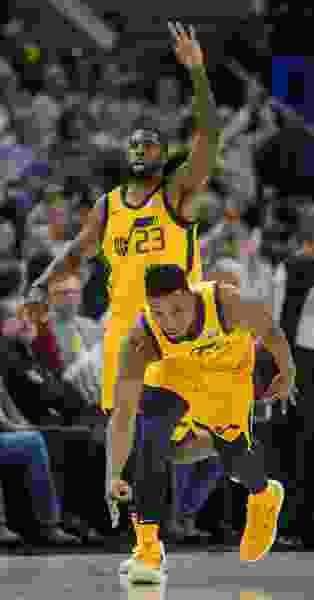 Utah Jazz run away from Denver Nuggets in 106-77 victory