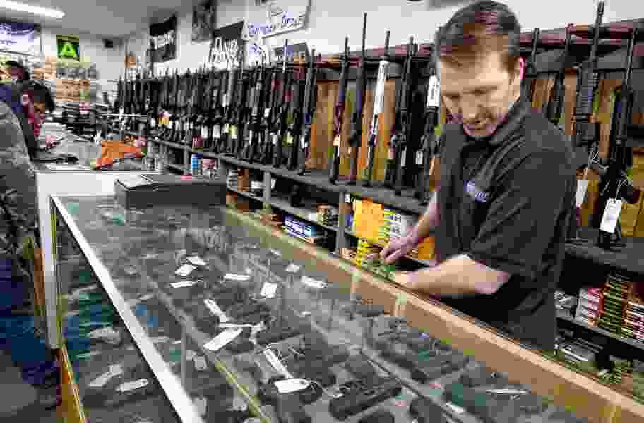 Utah gun sales spike amid coronavirus scare