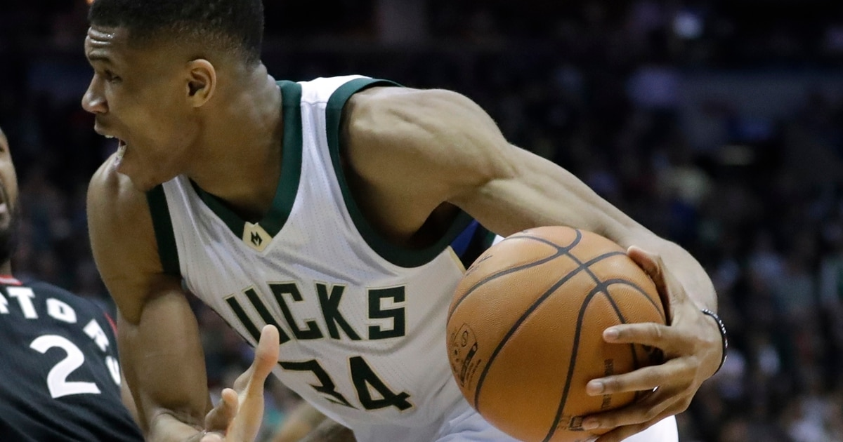 Greek federation accuses Bucks of staging Antetokounmpo's absence