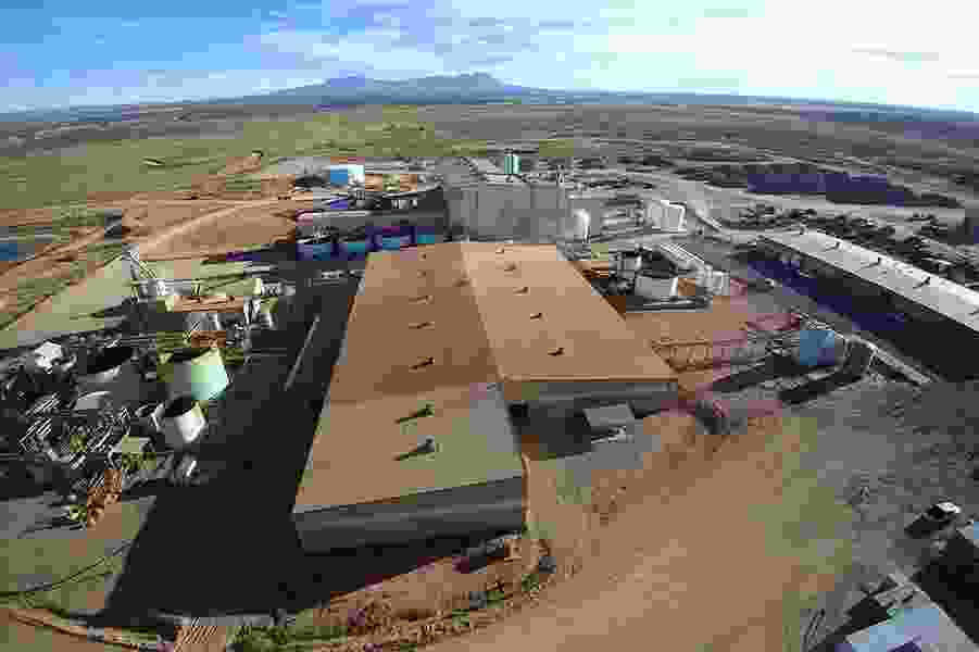 Mark Chalmers: Recycling of uranium is a good thing