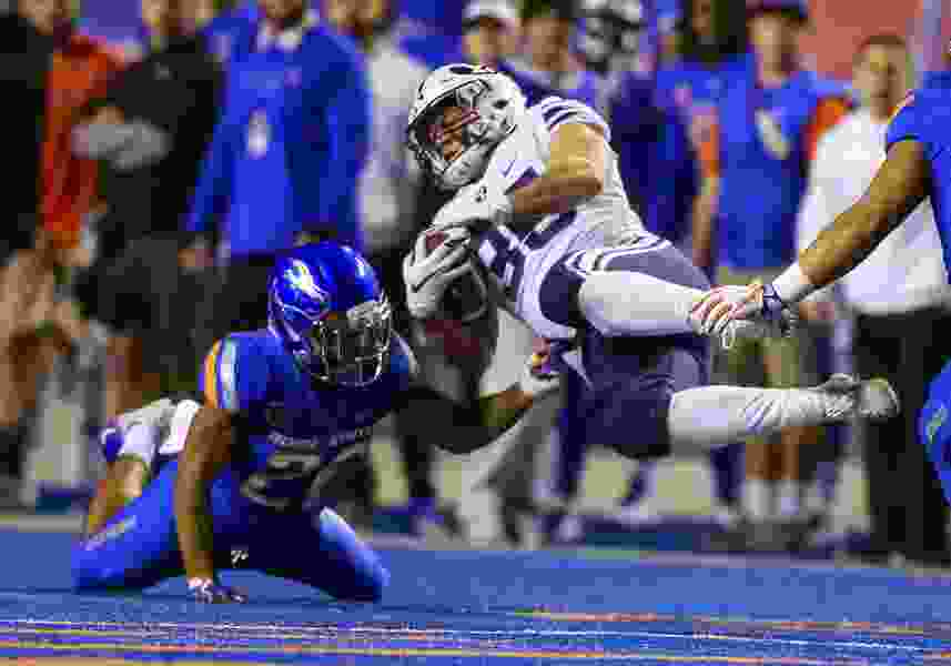 BYU in Review: Coaching blunders contributed to another close loss at Boise State for mistake-prone Cougars