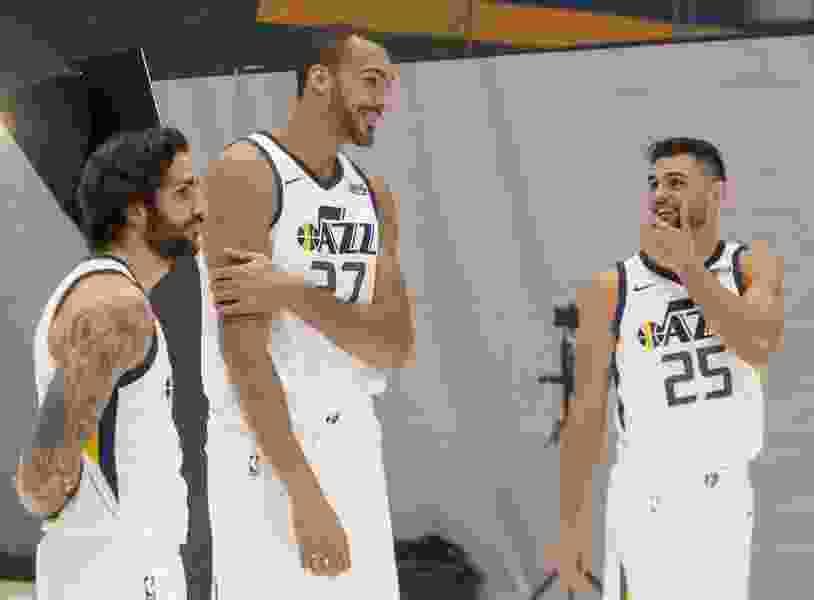 Rudy Gobert says ignore the critics: Jazz will be good this season