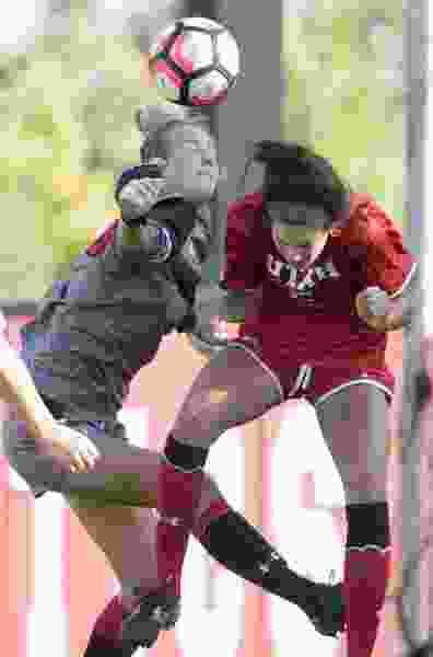 Utah Soccer: Utes' Carly Nelson named Pac-12's goalkeeper of the week