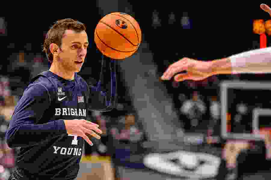 BYU, NCAA investigating a booster's ties to basketball player Nick Emery
