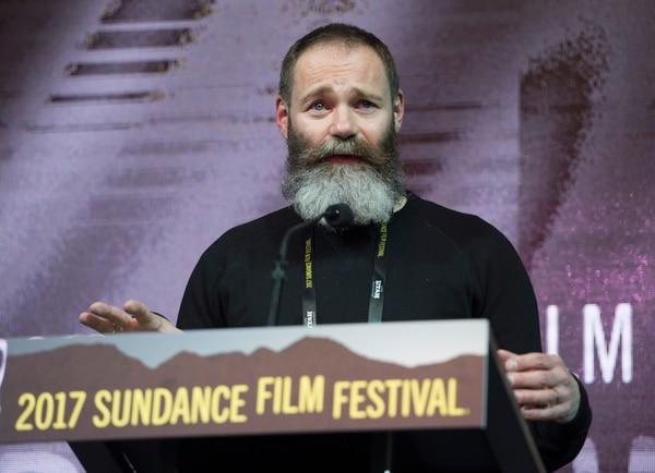 Rick Egan   The Salt Lake Tribune Francis Lee receives the Directing Award: World Cinema Dramatic for his film, ÒGodÕs Own Country,Ó at the 2017 Sundance Film FestivalÕs Awards Ceremony, Saturday, January 28, 2017.