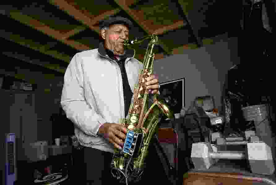 Jazz musician, legendary saxophonist Joe McQueen, the 'coolest cat in town,' dies at 100 after pioneering Utah's music and civil rights scene