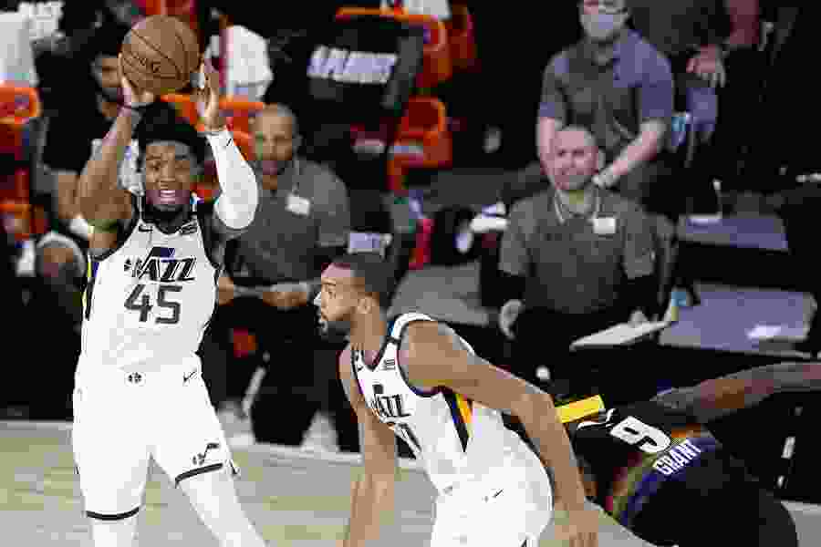 The Triple Team: Denver's shotmaking outshines Donovan Mitchell's superstar performance