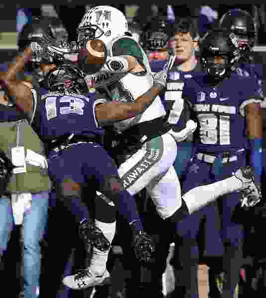 Utah State's defense stands tall in the red zone