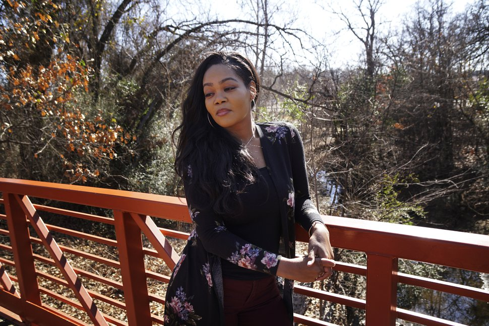 (Lawrence Jenkins   The Washington Post) Kitti Jones was in her early 30s in 2011 when she left a job as a disc jockey in Dallas to live with R. Kelly.
