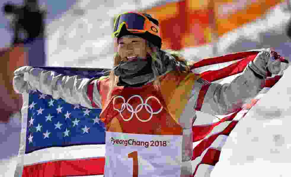 Olympian Chloe Kim was 'hangry,' and companies rushed in with free food