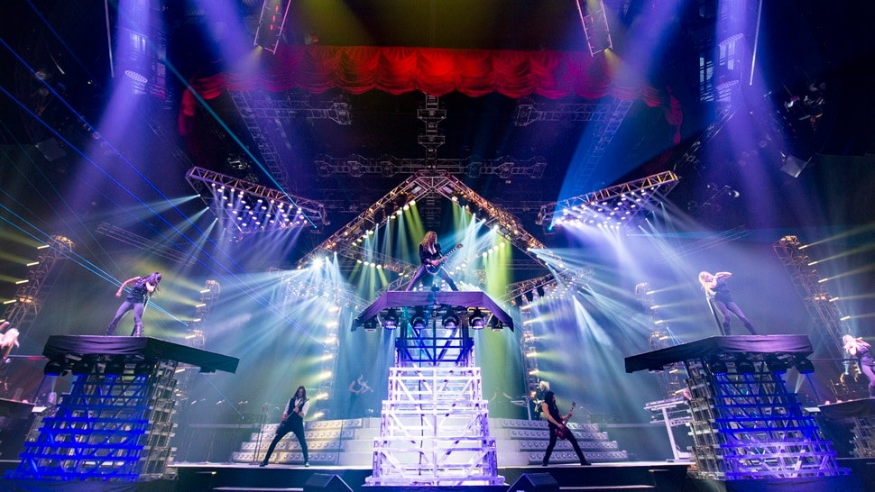(Photo courtesy Jason McEachern) Trans-Siberian Orchestra's 2017 Winter Tour will be its first shows since the April death of its founder, composer and lyricist, Paul O'Neill.