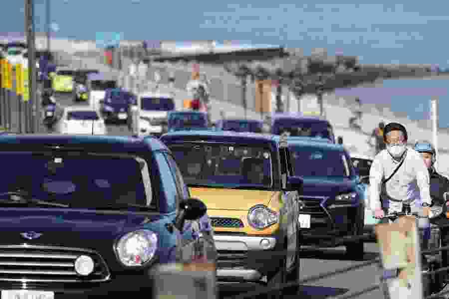 Letter: COVID-19 vs. traffic fatalities