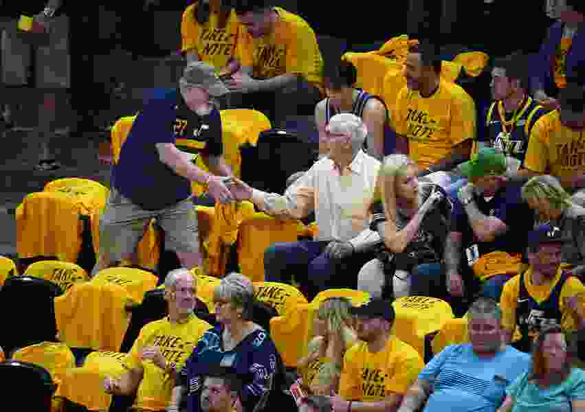In their own words, Utah Jazz fans share their favorite memories of former coach Jerry Sloan