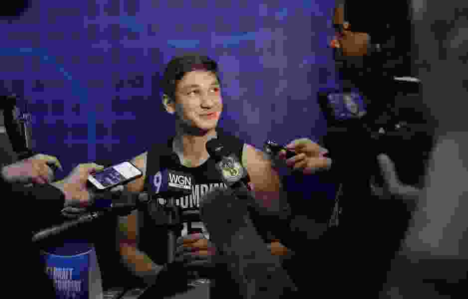The Jazz gamble Grayson Allen is ready to drop his antics but keep his toughness