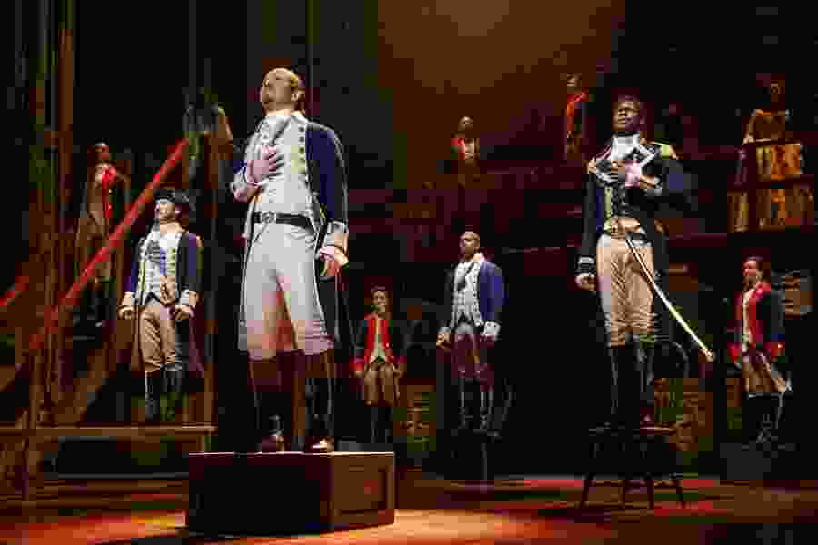 #Ham4Ham lottery announced for Salt Lake City 'Hamilton' run