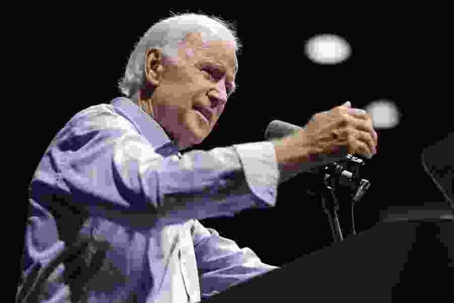 'Honest to God,' Joe Biden tells Utah, 'I don't know' whether to run for president in 2020