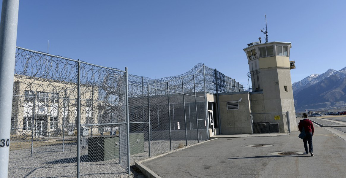 Utah prison system down to 199 open beds as inmate