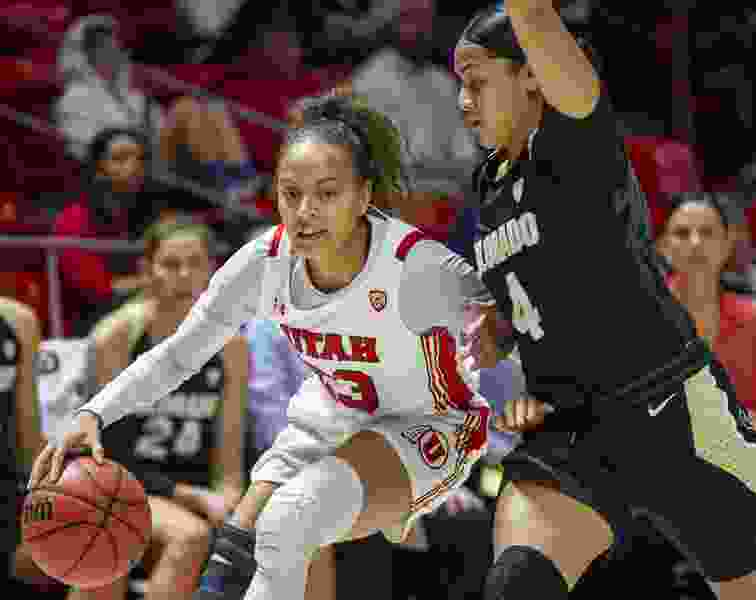Utes' Daneesha Provo is what National Girls and Women in Sports Day is all about