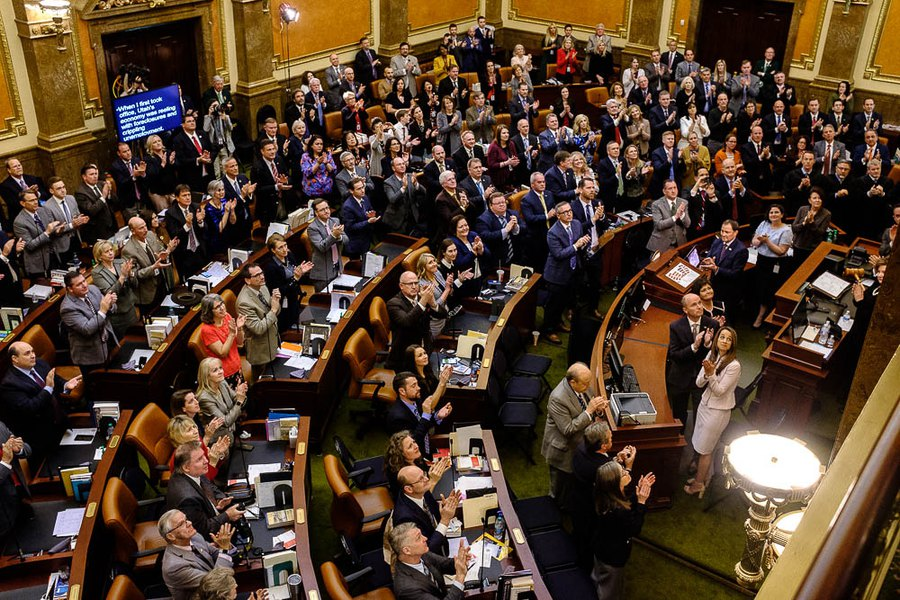 Letter: Utah Legislature is the greatest collection of clowns since Barnum and Bailey