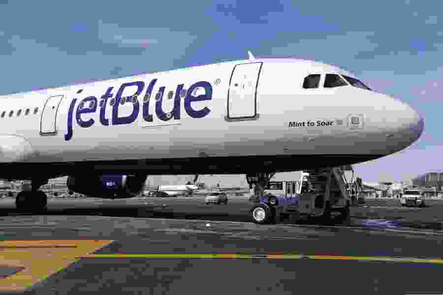 Letter: JetBlue is turning green