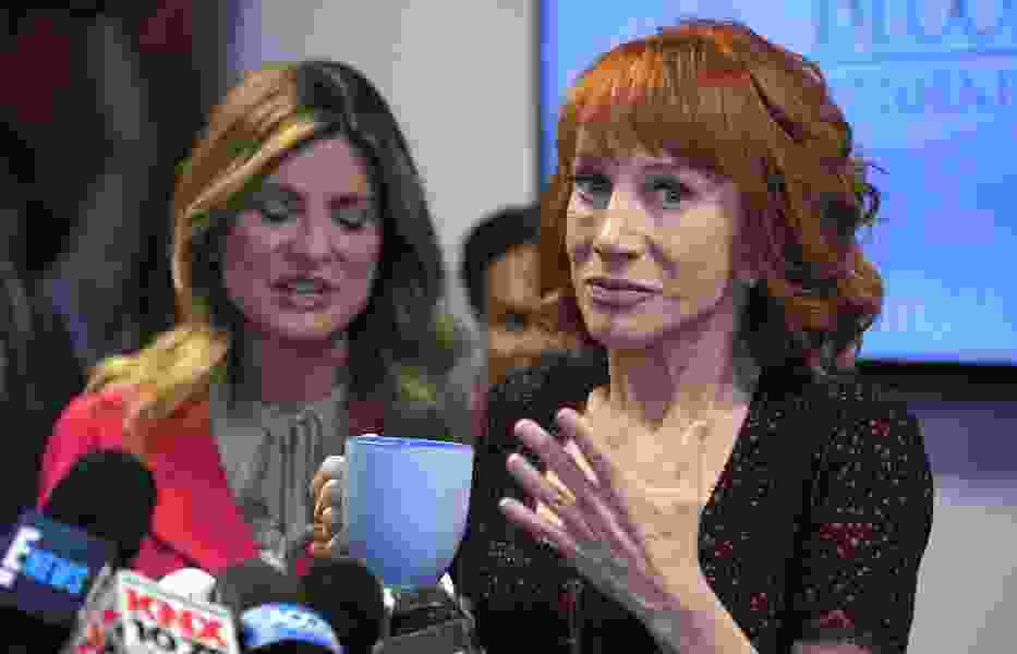 Kathy Griffin's punishment didn't fit her 'crime' — and CNN should have rehired her for New Year's Eve show
