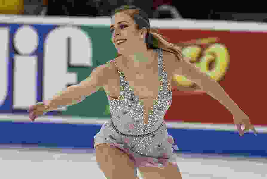Ashley Wagner, with Olympic hopes at stake, rips judges at U.S. figure skating championship