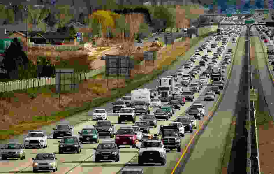40-minute delays on Utah's I-15 expected Friday for early Labor Day weekend traffic