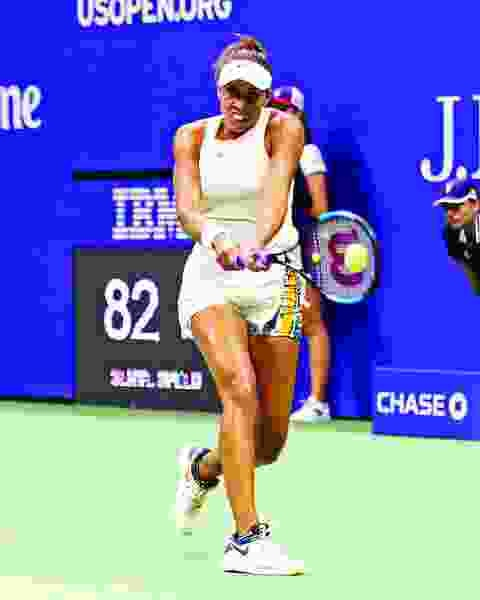 Madison Keys cruises to U.S. Open semis