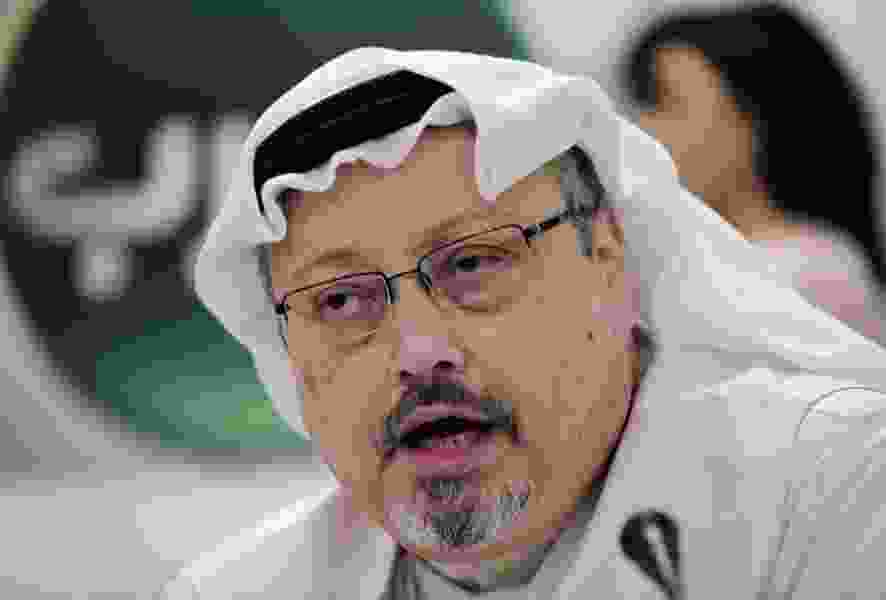 Letter: Where are the cries of outrage over Khashoggi?