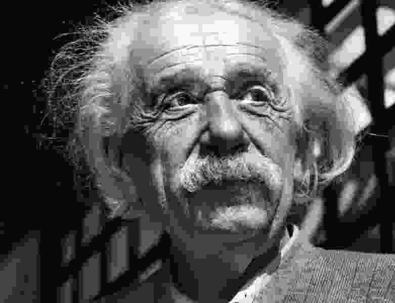 Did Einstein believe in God? Old Bible and letter up for auction rekindle that debate