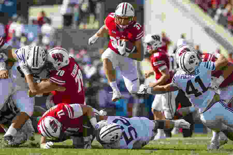 BYU wants to emulate Wisconsin, and for good reason. The Badgers have an outstanding football program and similar stringent academic standards