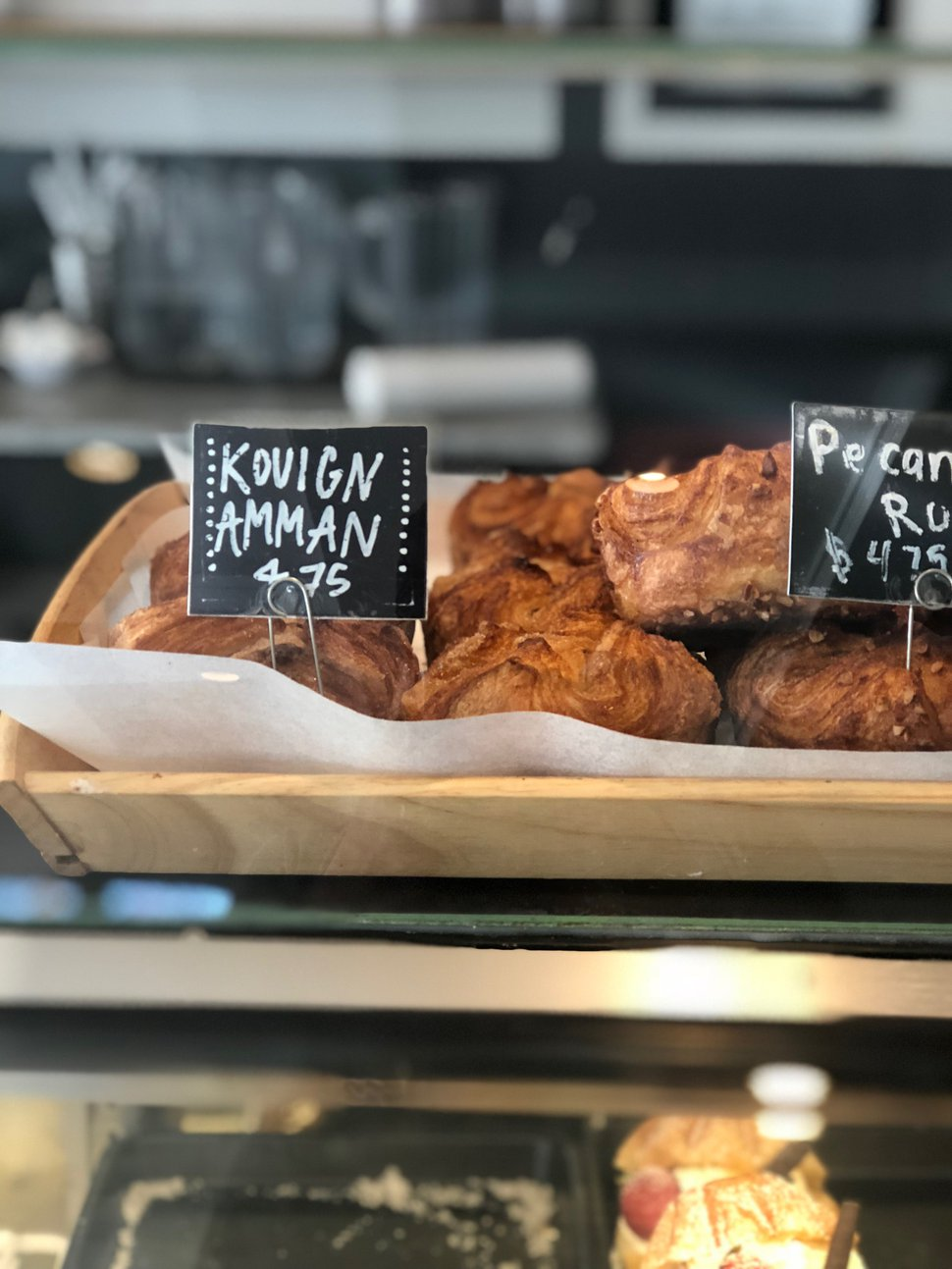 (Brodi Ashton | For the Salt Lake Tribune) The Kouign-amann pastries at Gourmandise Bakery in Salt Lake City.
