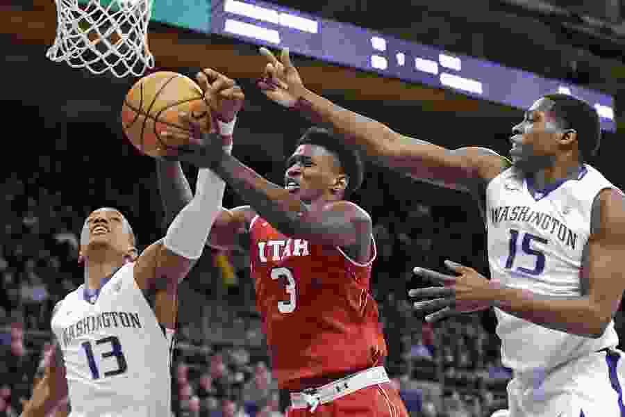 Utah forward Donnie Tillman is taking a leave of absence for personal reasons and won't play for the Utes in 2019-20