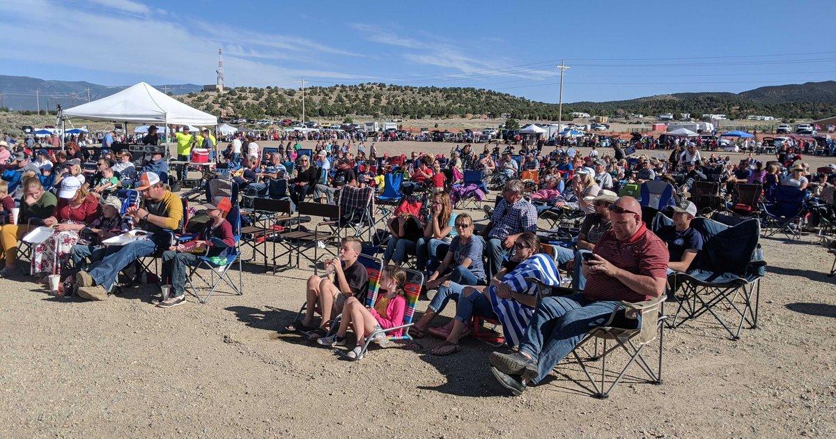 Utah Protest Concert With Collin Raye Gets Big Crowd In Cedar City The Salt Lake Tribune