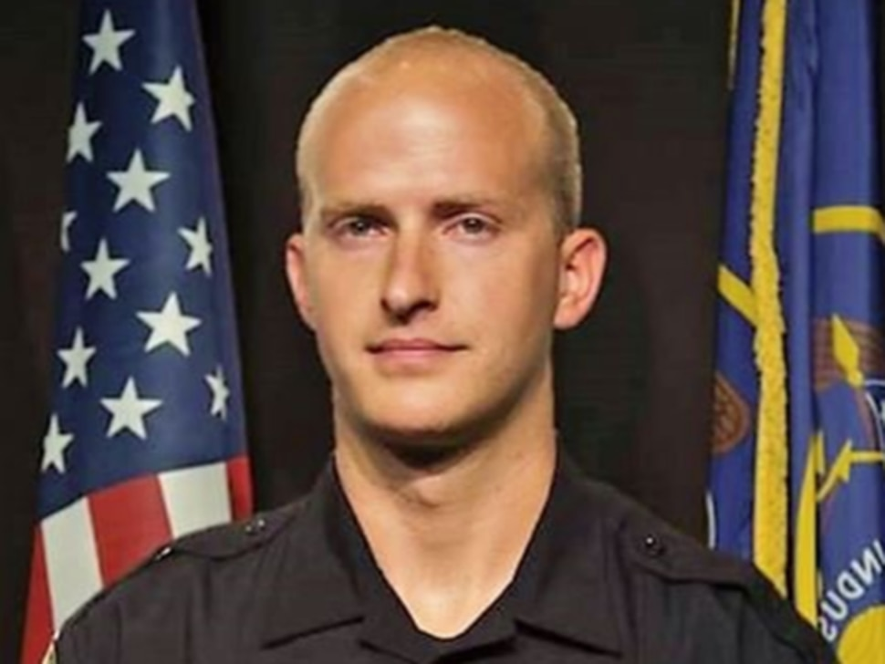 Provo Police Officer Joseph Shinners