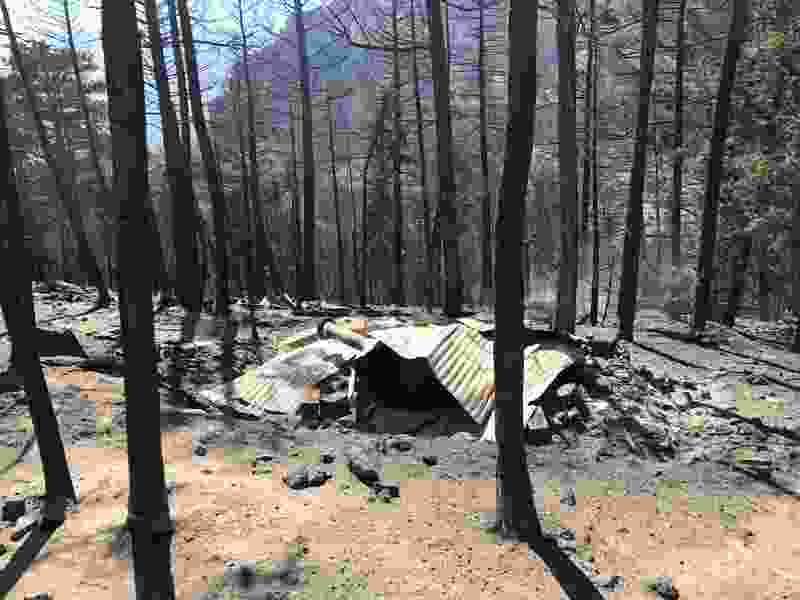 83-year-old survivalist charged with recklessness for explosive-filled bunkers that hindered efforts to fight the Brian Head fire