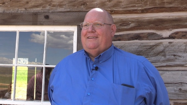 (Courtesy Utah Division of Natural Resources) Fred Hayes, the director of the Utah Division of Parks and Recreation, died on Friday afternoon.