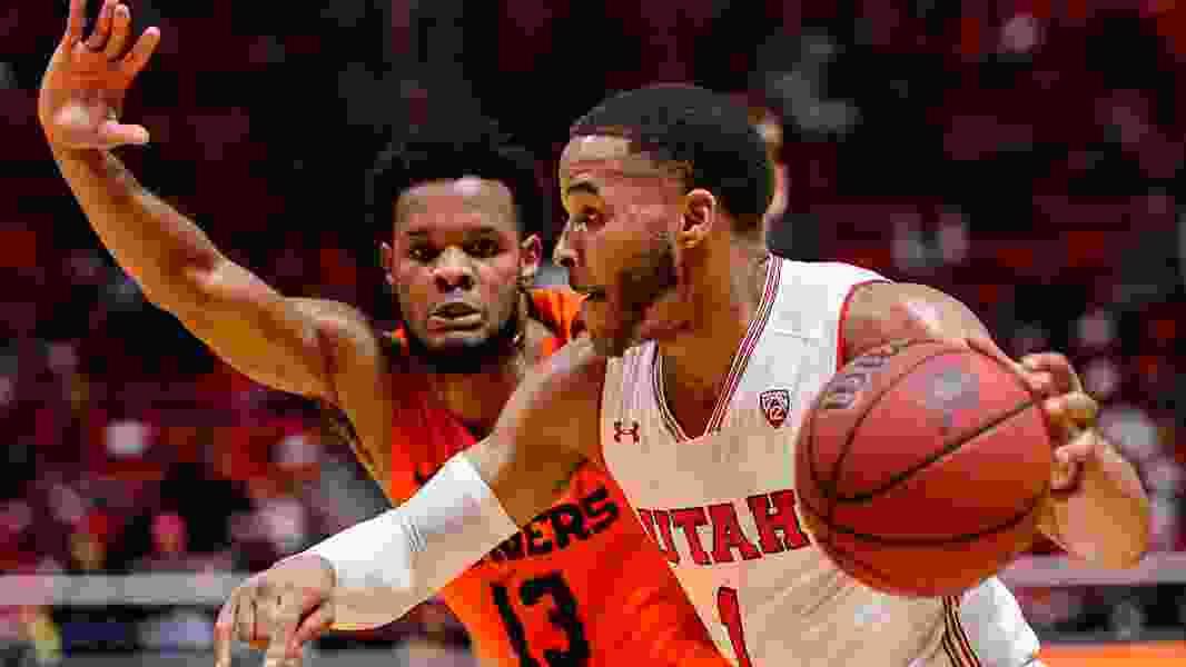 Report: Charles Jones Jr. is transferring from the Utah men's basketball program