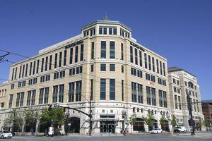 (AP file photo) The Salt Lake Tribune in Salt Lake City became a nonprofit news organization in 2019.