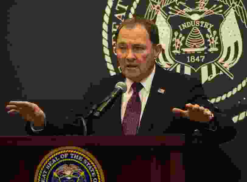 Gov. Herbert vetoes proposed tax changes in time of economic uncertainty