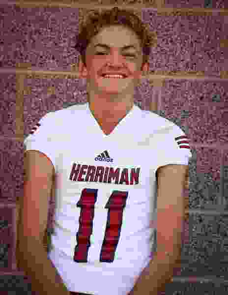 Herriman High student killed after his car rear-ended a school bus in Riverton; no bus riders are seriously injured