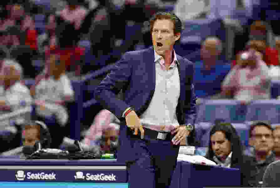 Quin Snyder agrees to extension with Jazz