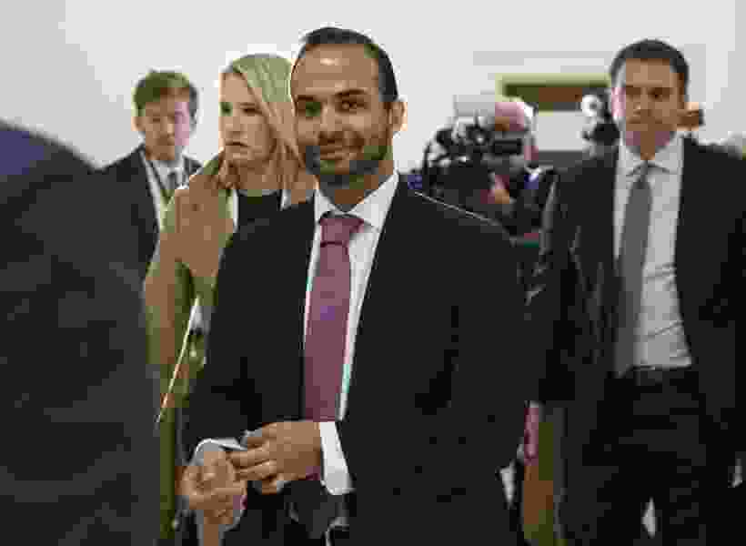 Ex-Trump campaign aide George Papadopoulos must report to prison Monday, judge orders