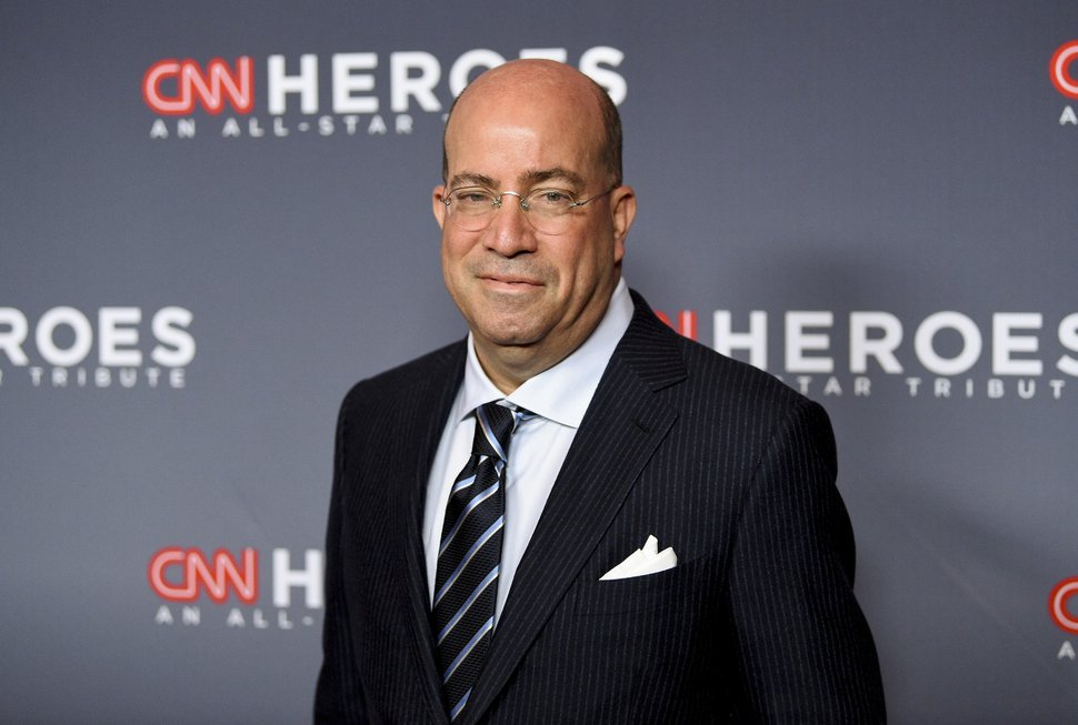 (Evan Agostini   Invision/AP file photo) CNN Worldwide president Jeff Zucker at the 12th annual CNN Heroes: An All-Star Tribute in New York, on Dec. 9, 2018.