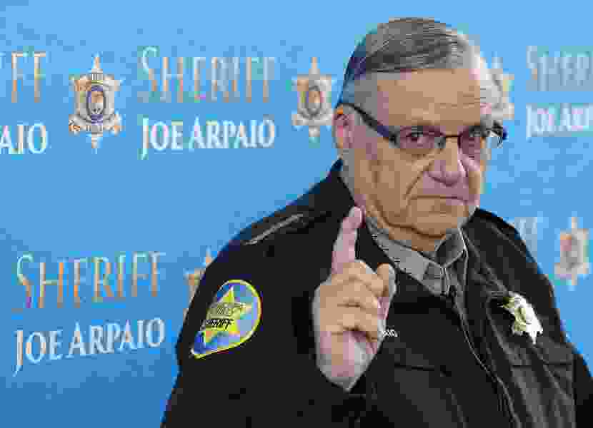 Noah Feldman: Arpaio pardon would show contempt for Constitution