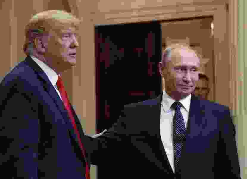 Rich Lowry: Donald Trump's Helsinki Discord