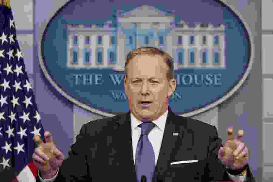 News roundup: ABC's 'Dancing with the Stars' is apparently courting Sean Spicer