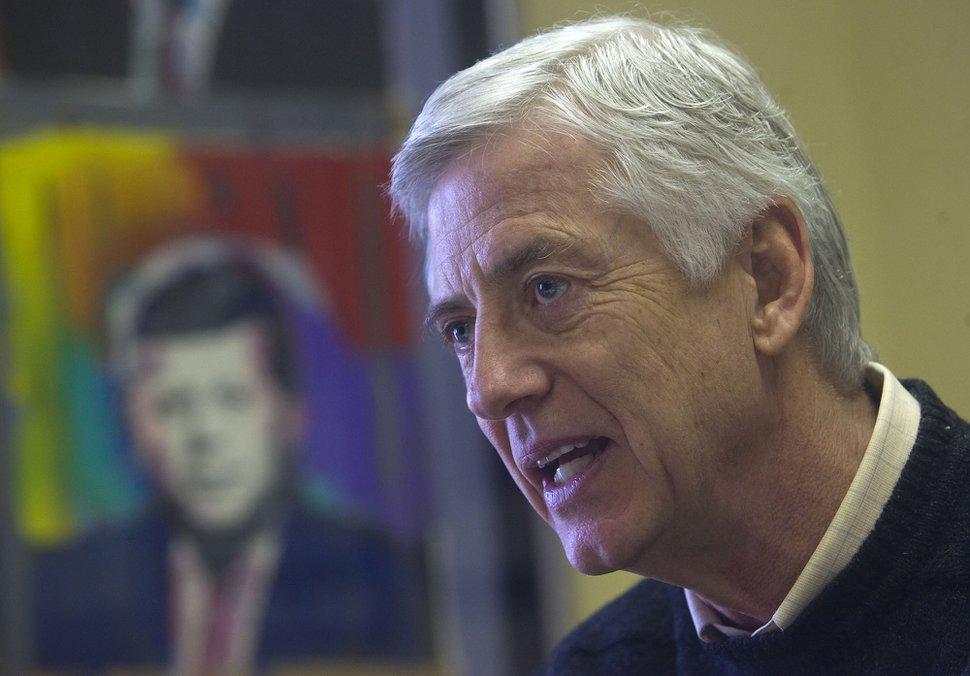 Al Hartmann | The Salt Lake Tribune Former Salt Lake City Mayor Rocky Anderson.