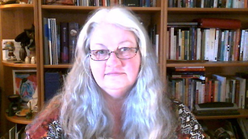 (Photo courtesy Kristeen Black) Kristeen Black, who has a doctorate in religion and studies Mormonism.